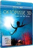 Image de Oktopusse 3d - Genies aus der Tiefsee [Blu-ray] [Import allemand]