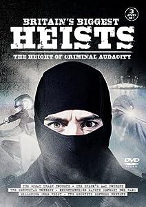 Britain's Biggest Heists [DVD]
