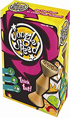 New Edition Jungle Speed Card Game