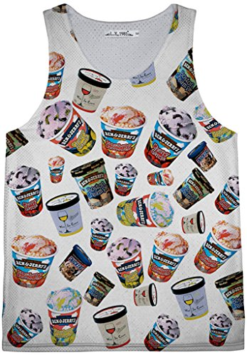 pizoff-unisex-narrow-cut-floral-mesh-tank-perforated-material-tank-tops-ice-ben-jerry-y1731-06-xl