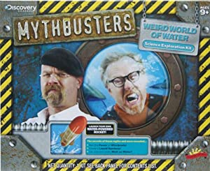 Elmer's Education Mythbusters Weird World of Water