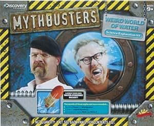 MythBusters étrange monde d'eau Kit-