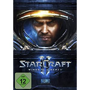 StarCraft II: Wings of Liberty - Computerspiel - Windows XP, Vista, 7, Mac OS X