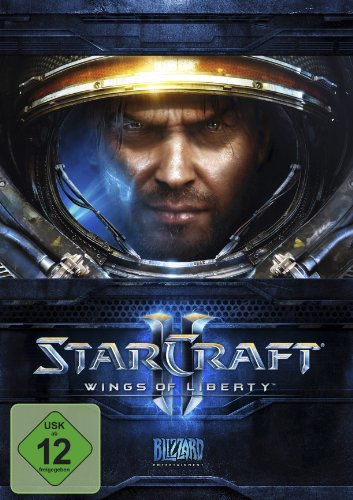 StarCraft II: Wings of Liberty - [PC/Mac]