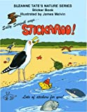 Stickaroo! Sticker Book for Suzanne Tates Nature Series