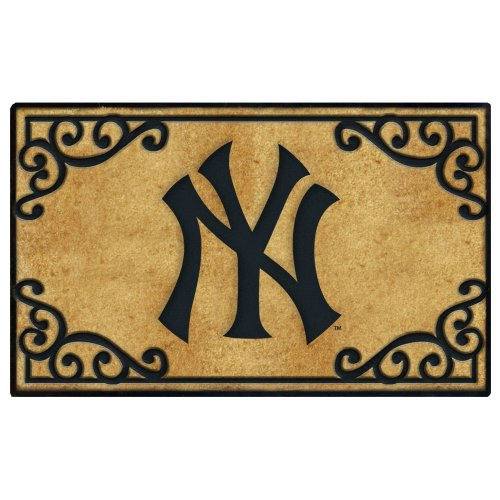 New York Yankees Door Mat at Amazon.com