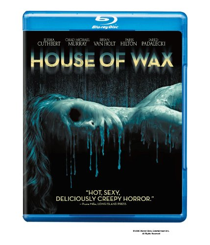 Cover art for  House of Wax [Blu-ray]