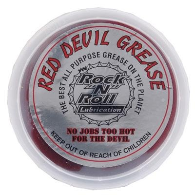 Rock N Roll Lubrication Red Devil Grease