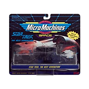 Micro Machines Star Trek the Next Generation