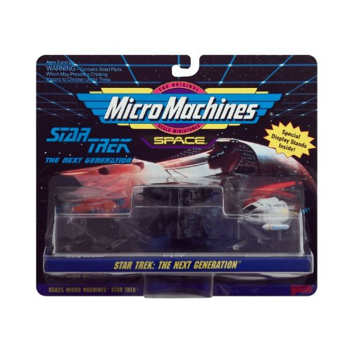 Micro Machines Star Trek the Next Generation - 1