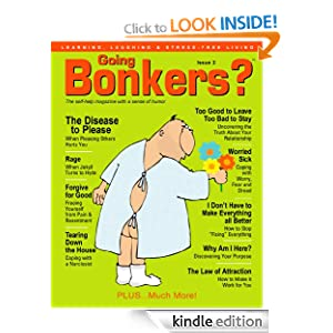 Going Bonkers? Issue 02 Barbara Sher, Judith Orloff MD, Mira Kirshenbaum and J. Carol Pereyra