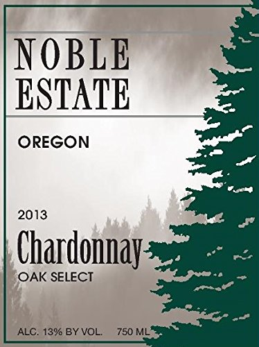 2013 Noble Estate Chardonnay 750Ml