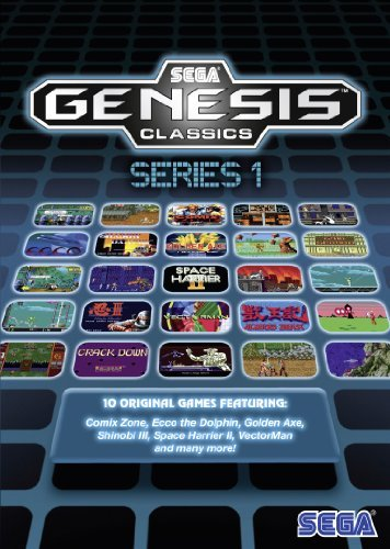 Get Sega Genesis Classic Game Pack [Download]