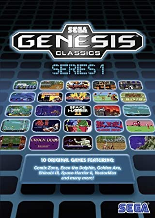 Sega Genesis Classic Game Pack [Download]