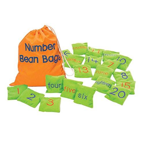 Math Bean Bags