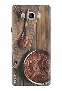 Noise Designer Printed Case / Cover for Samsung Galaxy On8 / Patterns & Ethnic / Wooden spoon Design