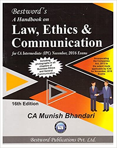 Law, Ethics & communication
