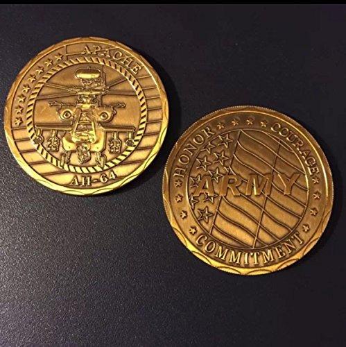 AH-64 Apache Challenge Coin