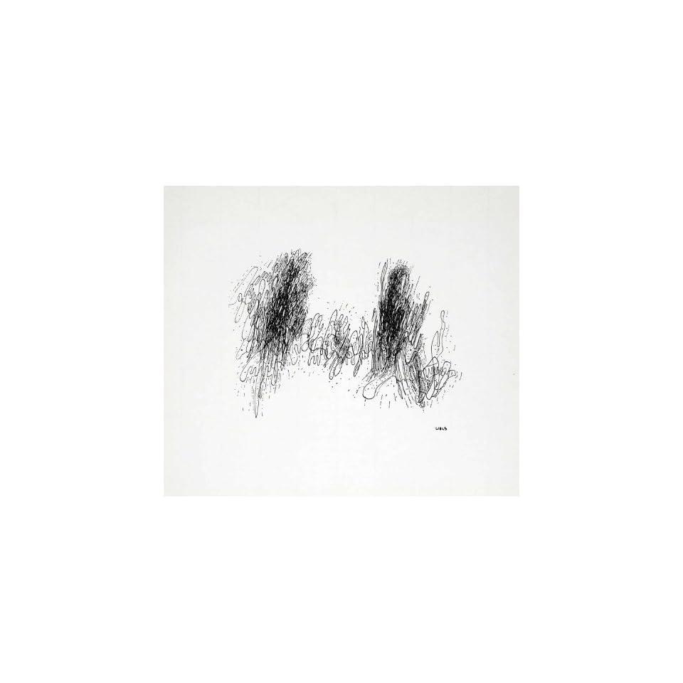1965 Print Otto Alfred Wolfgang Wols Abstract Modern Art Drawing Sketch Untitled   Original Halftone Print