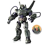 Armored Lex Luthor DC Comics Super Villains Deluxe Action Figure