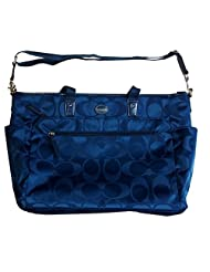Royal Blue Coach Purse
