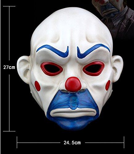 High- (Robber Mask Costume)