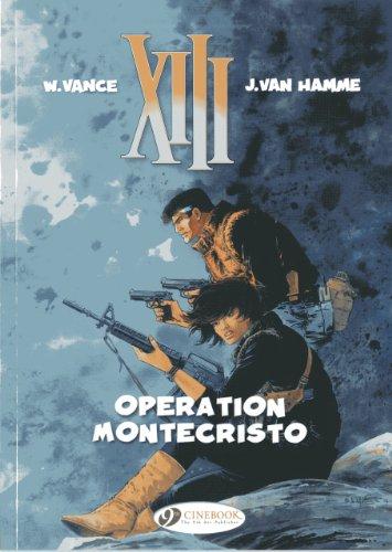 XIII - tome 15 Opération Montécristo (15)