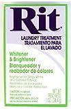 Rit Dye Laundry Treatment Whitener and Brightener Powder, 1 oz, 3-Pack