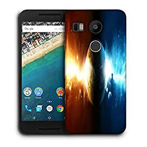 Snoogg Powers Of Earth Printed Protective Phone Back Case Cover For LG Google Nexus 5X