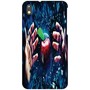 HTC Desire 816G Back Cover - Two Hands Designer Cases
