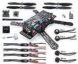 ARRIS FPV250 250mm RC FPV Racing Drone Unassembled Quadcopter Super Combo w/ F3 Flight Controller