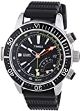 Timex Herren-Armbanduhr XL IQ Depth Gauge Analog Resin T2N810D7