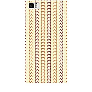Skin4Gadgets ABSTRACT PATTERN 34 Phone Skin STICKER for XIAOMI MI 3