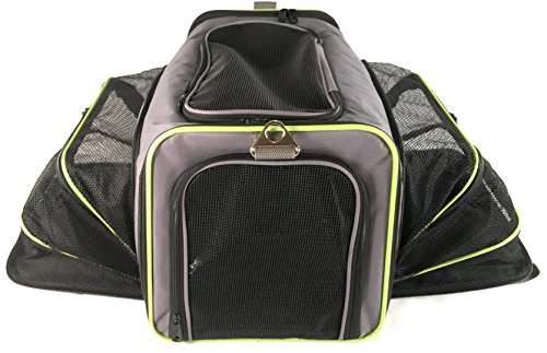 Premium-Dual-Expandable-Pet-Travel-Carrier-by-Pets-GO2-Soft-Sided-Airline-Approved-with-Two-Expanding-Non-Sagging-Sides-for-Maximum-Space-Designed-for-the-Safety-and-Comfort-of-Traveling-Cats-Dogs-Bun