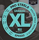 D\'Addario EPS500 Corde pour guitare Pedam Steel Do 6°