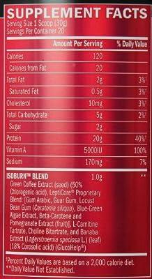 BSN Isoburn Protein Powder, 1.32 Pound