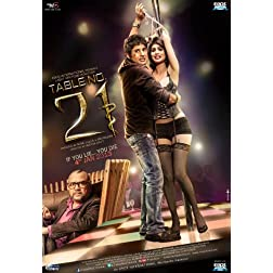 Table No.21 (Hindi Movie / Bollywood Film / Indian Cinema DVD)