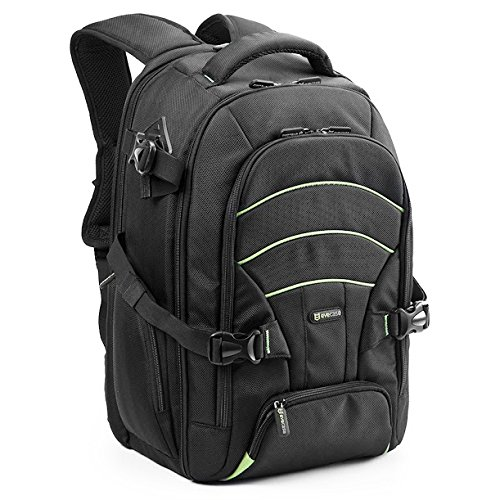 evecase-professional-large-dslr-camera-and-laptop-backpack-with-rain-cover-black-for-canon-nikon-son