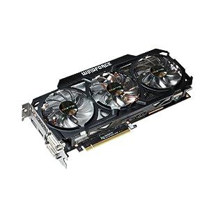 Gigabyte NVIDIA GeForce GTX 770 Grafikkarte (PCI-e, 4GB GDDR5 Speicher, DVI-I, DVI-D, HDMI, DisplayPort, 1 GPU)