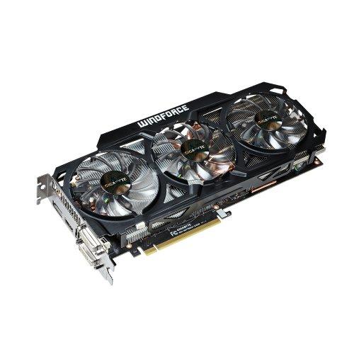 Gigabyte GTX 770 GDDR5-4GB 2xDVI/HDMI/DP OC WINDFORCE