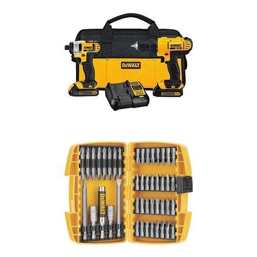 DEWALT DCK240C2 20v Lithium Drill Driver/Impact Combo Kit  w