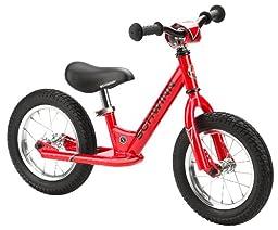 Schwinn Balance Bike, Red, 12-Inch