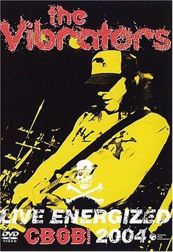 ザ・ヴァイブレーターズ/ライヴ・アット・CBGB 2004 [DVD]