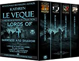 Lords of Darkness and Shadow: Four Great Le Veque Novels