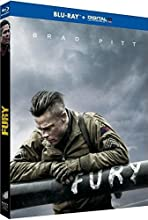 Fury [Blu-ray + Copie digitale]