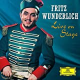 "Live on Stagevon ""Fritz Wunderlich"""