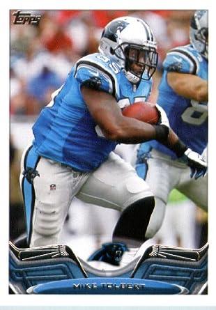 Nike NFL Mens Jerseys - youth carolina panthers mike tolbert pro line team color black jersey