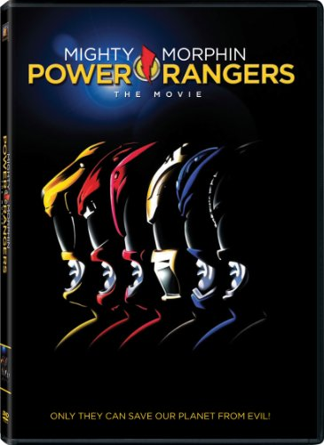 51Zh58ldhEL Mighty Morphin Power Rangers: The Movie