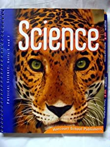 Physical Science: Units E and F Grade 5 Jaguar Michael J Bell