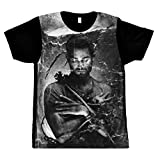 Teen Wolf: Derek Wolfsbane Sublimation Tee - Mens
